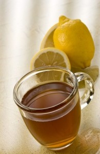 Hot Toddy recipe to help ease the symptoms of flu
