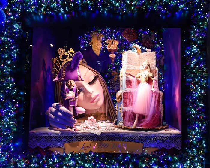 Top ten Christmas windows
