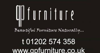 QP Furniture Logo