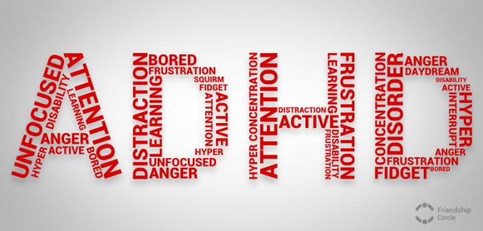 ADHD –  No cure and no pill to take it away…